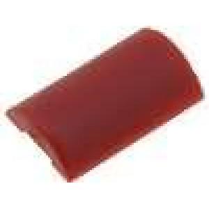 Koncová krytka Contractor červená