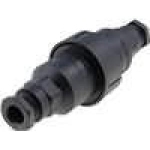 Kabelová spojka Buccaneer 3 PIN šroubová svorka 1,5mm2 16A