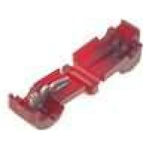 Rychlosvorka IDC IDC, fastony 6,3mm 0,3-0,8mm2 3,8mm
