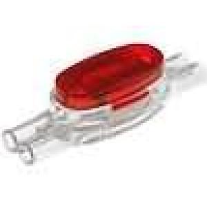 Svorka Scotchlok IDC červená Verze průchozí, s těsnícím gelem