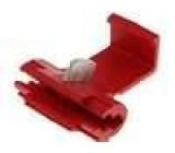 Rychlosvorka IDC IDC 0,5-1,5mm2 červená na kabel