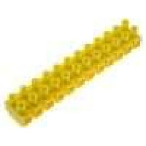 Svorkovnice svorky:12 šroubová svorka s ochranou vodiče 57A