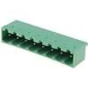 Rozpojovací svorkovnice zásuvka vidlice přímý 5mm THT póly:8