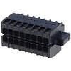 Rozpojovací svorkovnice zástrčka zásuvka 0,08-1,5mm2 3,5mm