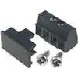 Svorkovnice pick and place úhlové 90° 1,5mm2 3,81mm póly:2