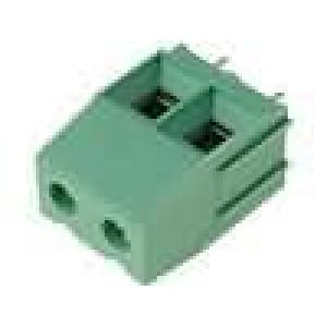 Svorkovnice úhlové 90° 0,5-16mm2 10,16mm póly:2 67A