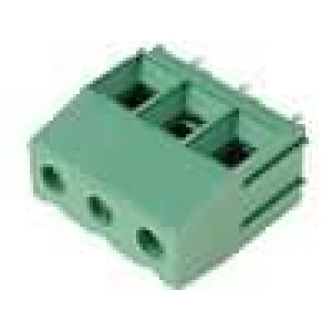 Svorkovnice úhlové 90° 0,5-16mm2 10,16mm 3 PIN 67A