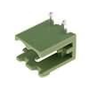 Rozpojovací svorkovnice zásuvka vidlice úhlové 90° 5,08mm