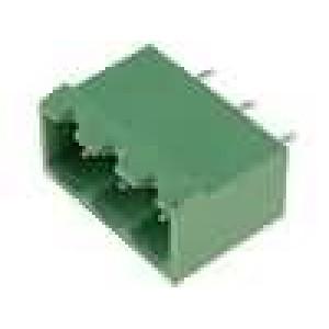 Rozpojovací svorkovnice zásuvka vidlice přímý 5,08mm 3 PIN