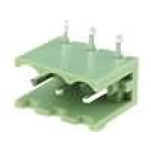 Rozpojovací svorkovnice zásuvka vidlice bez bočních čel 5mm