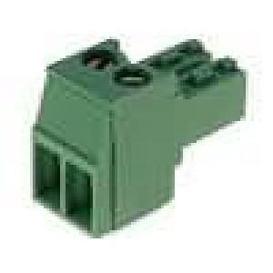 Rozpojovací svorkovnice zástrčka zásuvka 3,5mm póly:2 11A