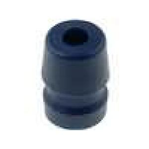 Ochr.proti zlomu pro konektory Jack, pro konektory XLR modrá