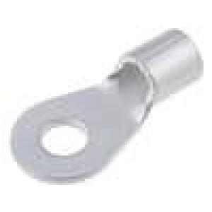 Zakončovací očko M5 13-15mm2 krimpovací na kabel neizolované