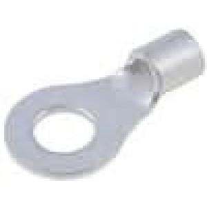 Zakončovací očko M3,5 1,25-2mm2 krimpovací na kabel měď