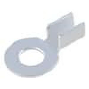 Zakončovací očko M2 krimpovací na kabel neizolované