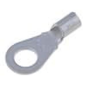 Zakončovací očko M3 krimpovací na kabel neizolované