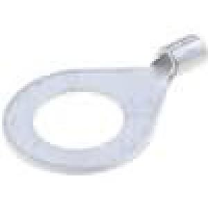 Zakončovací očko M10 1,5-2,5mm2 krimpovací na kabel měď