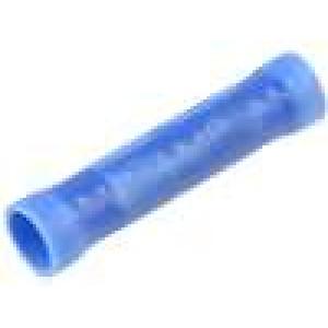 Spojka izolovaná měď 1,25-2mm2 pocínovaný krimpovací