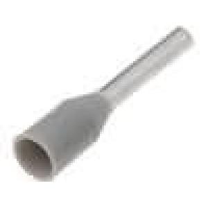 Trubičková koncovka izolovaná měď Izolace polypropylén 8mm