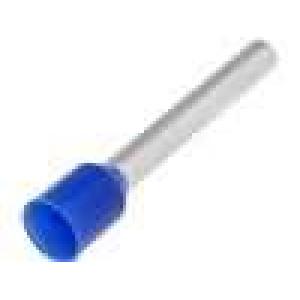 Trubičková koncovka izolovaná měď Izolace polypropylén 18mm