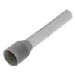 Trubičková koncovka izolovaná měď Izolace polypropylén 4mm2