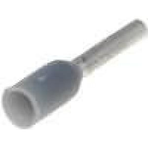 Trubičková koncovka izolovaná měď Izolace polyamid 0,14mm2