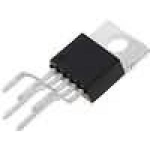 MIC4576WT Stabilizátor napětí nastavitelný 1,23-33V 3A THT TO220-5