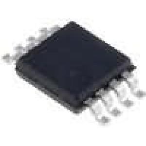 LT1962EMS8PBF Stabilizátor napětí LDO, nastavitelný 1,22-20V 300mA SMD