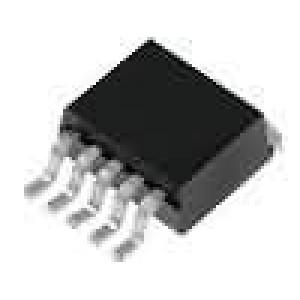 LT1963AEQPBF Stabilizátor napětí LDO, nastavitelný 1,21-20V 1,5A SMD DD5