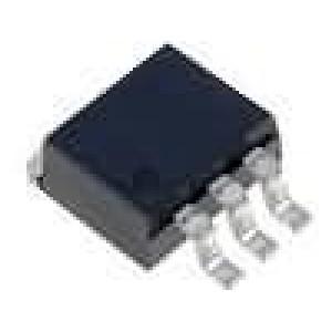LT3080EQPBF Stabilizátor napětí LDO, nastavitelný 0-36V 1,1A SMD D2PAK