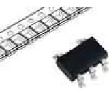 TC1015-2.5VCT Stabilizátor napětí LDO, nenastavitelný 6V 2,5V 100mA SMD