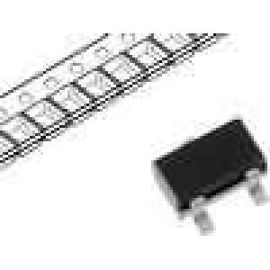 TPS71501DCKR Stabilizátor napětí LDO, nastavitelný 1,5-15V 0,05A SMD