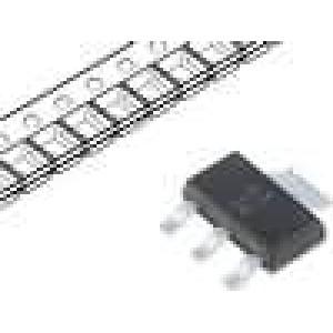 LM317DCY Stabilizátor napětí nastavitelný 3-40V 1,5A SMD SOT223