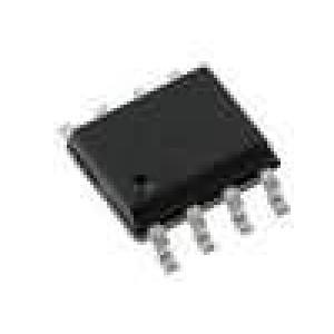 MAX635ACSA+ Stabilizátor napětí nenastavitelný -5V 0,525A SMD SO8