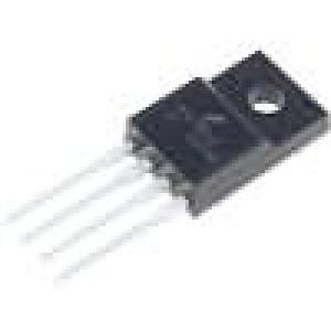 KA78R12C Stabilizátor napětí LDO, nenastavitelný 12V 1A THT TO220F-4