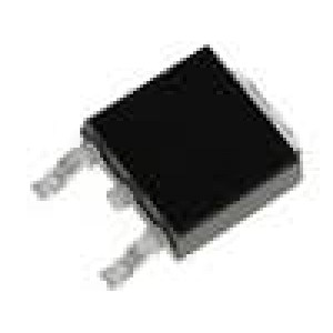 KA78RM33R Stabilizátor napětí LDO, nenastavitelný 3,3V 0,5A SMD DPAK
