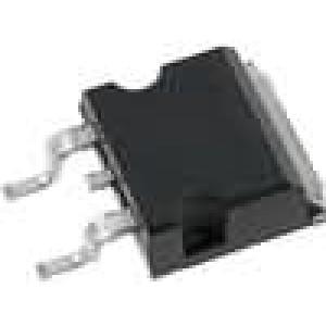 L7808CD2T Stabilizátor napětí LDO, nenastavitelný 8V 1,5A SMD D2PAK