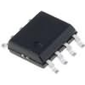 L79L08ACD Stabilizátor napětí LDO, nenastavitelný -8V 0,1A SMD SO8