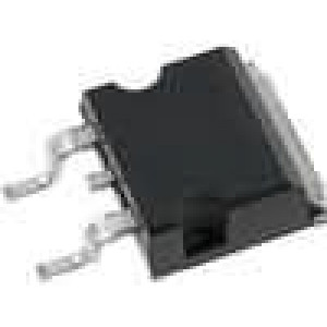 LD1086DT33TR Stabilizátor napětí LDO, nenastavitelný 3,3V 1,5A SMD DPAK