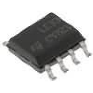 LE33CD Stabilizátor napětí LDO, nenastavitelný 3,3V 0,15A SMD SO8