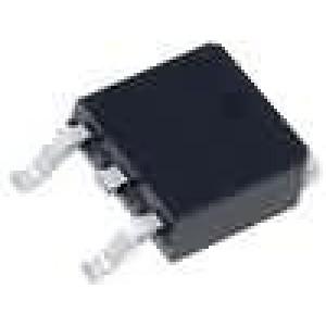 LF50CDT Stabilizátor napětí LDO, nenastavitelný 5V 0,5A SMD TO252
