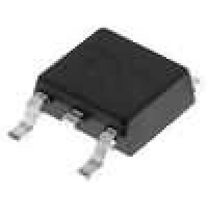 LM1117DT-3.3/NP Stabilizátor napětí LDO, nenastavitelný 3,3V 0,8A SMD TO252