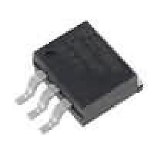 LM2940S-5.0NOPB Stabilizátor napětí LDO, nenastavitelný 5V 1A SMD TO263