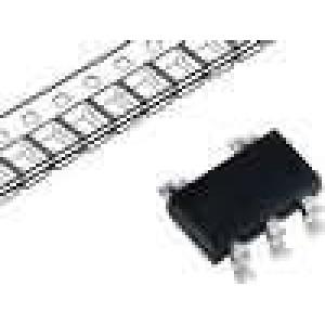 LP3985IM5-3.3 Stabilizátor napětí LDO, nenastavitelný 3,3V 0,15A SMD