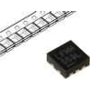 LT3008EDC-1.8PBF Stabilizátor napětí LDO, nenastavitelný 1,8V 0,02A SMD DFN6