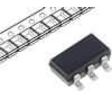 BCR401U Driver LED controller 10mA 38V Kanály:1 SC74
