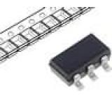 BCR420U Driver LED controller 200mA 40V Kanály:1 SC74