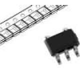 MAX803TEXR+ Obvod dohledu active-low 1-5,5VDC SC70