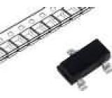 TCM809TVNB713 Obvod dohledu push-pull 3,08 V Aktivní úroveň nízká SOT23