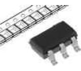 MAX824SEUK+T Obvod dohledu push-pull 2,93 V Aktivní úroveň nízká, vysoká